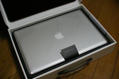 MacBook Pro開梱